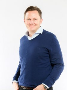 Andrew Baxter Managing Director of Europa Worldwide Group