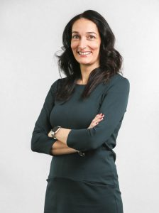 Maria Torrent March, Logistics Director for Europa Worldwide Group