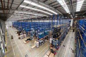 Europa Warehouse Racking Investment
