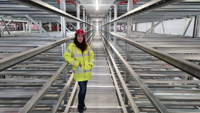 Europa Warehouse announces automation investment