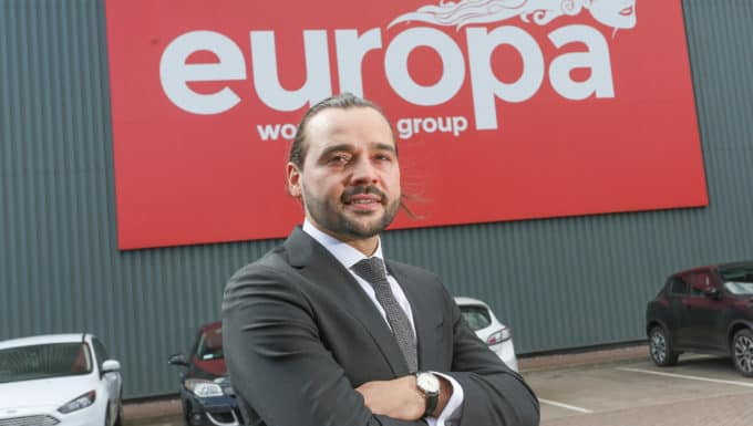 Europa Announces new appointment at Minworth site
