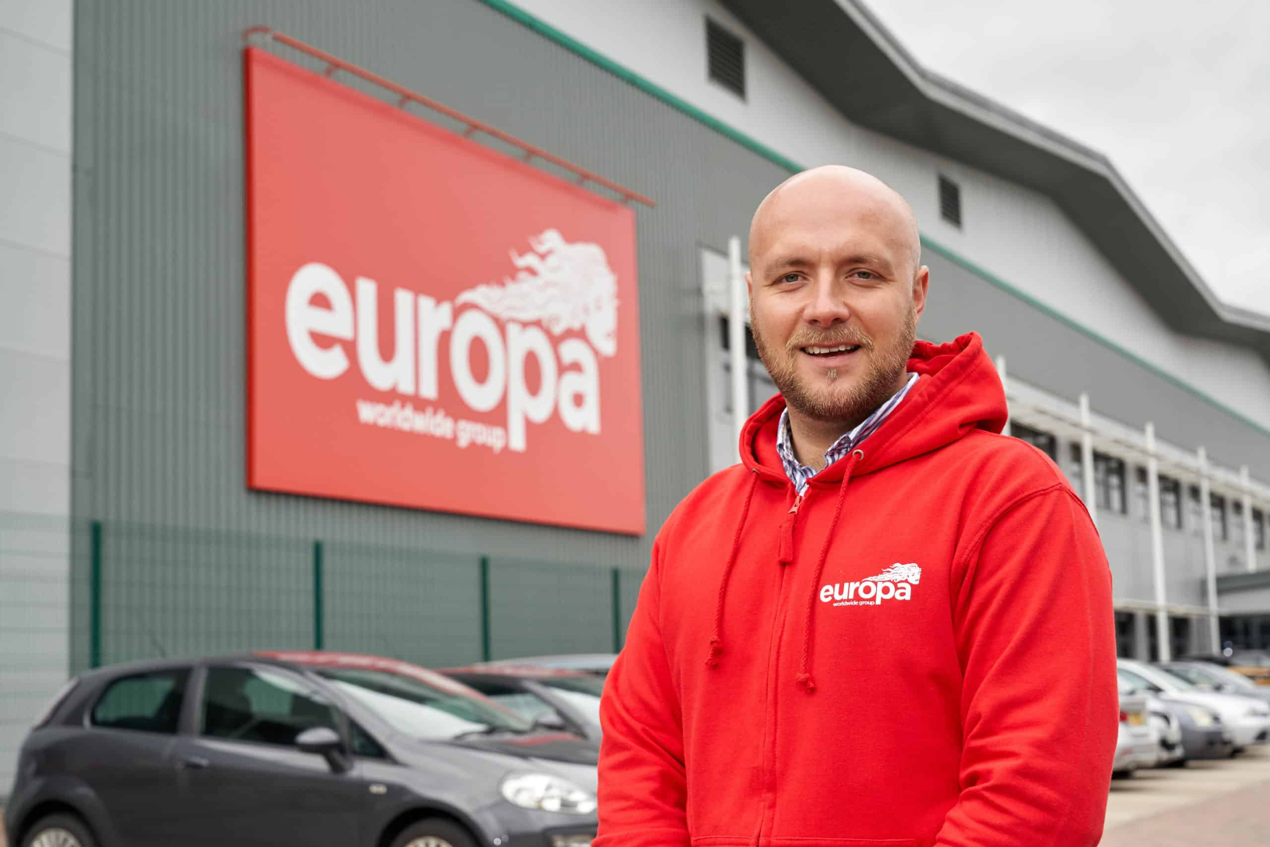 Paul Brady Operations Manager at Europa Showfreight